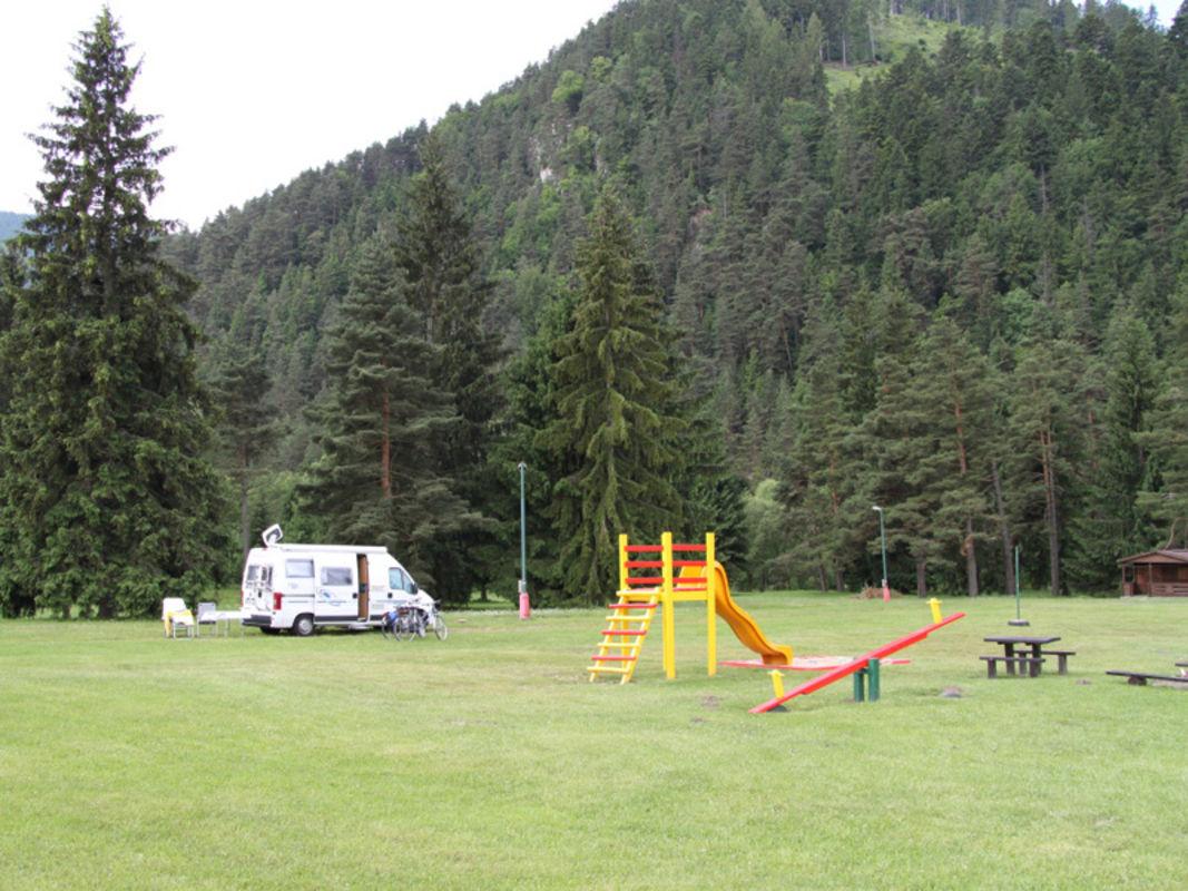 Camping Borová Sihoť - Slovakia.travel.