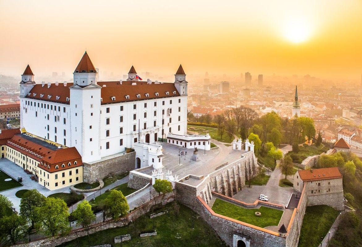 Братислава - Slovakia.travel
