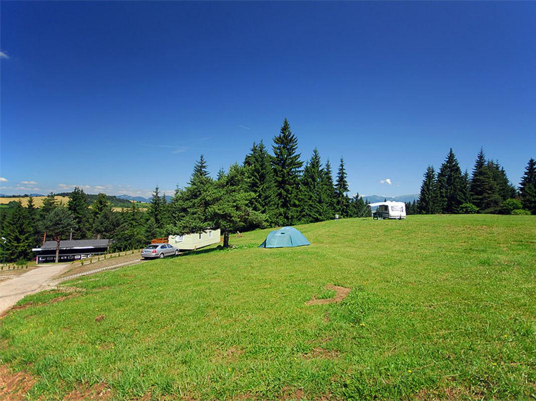 Kemping Bystrina - Slovakia.travel.
