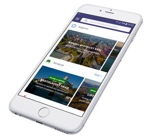Slovakia Travel Mobile Application