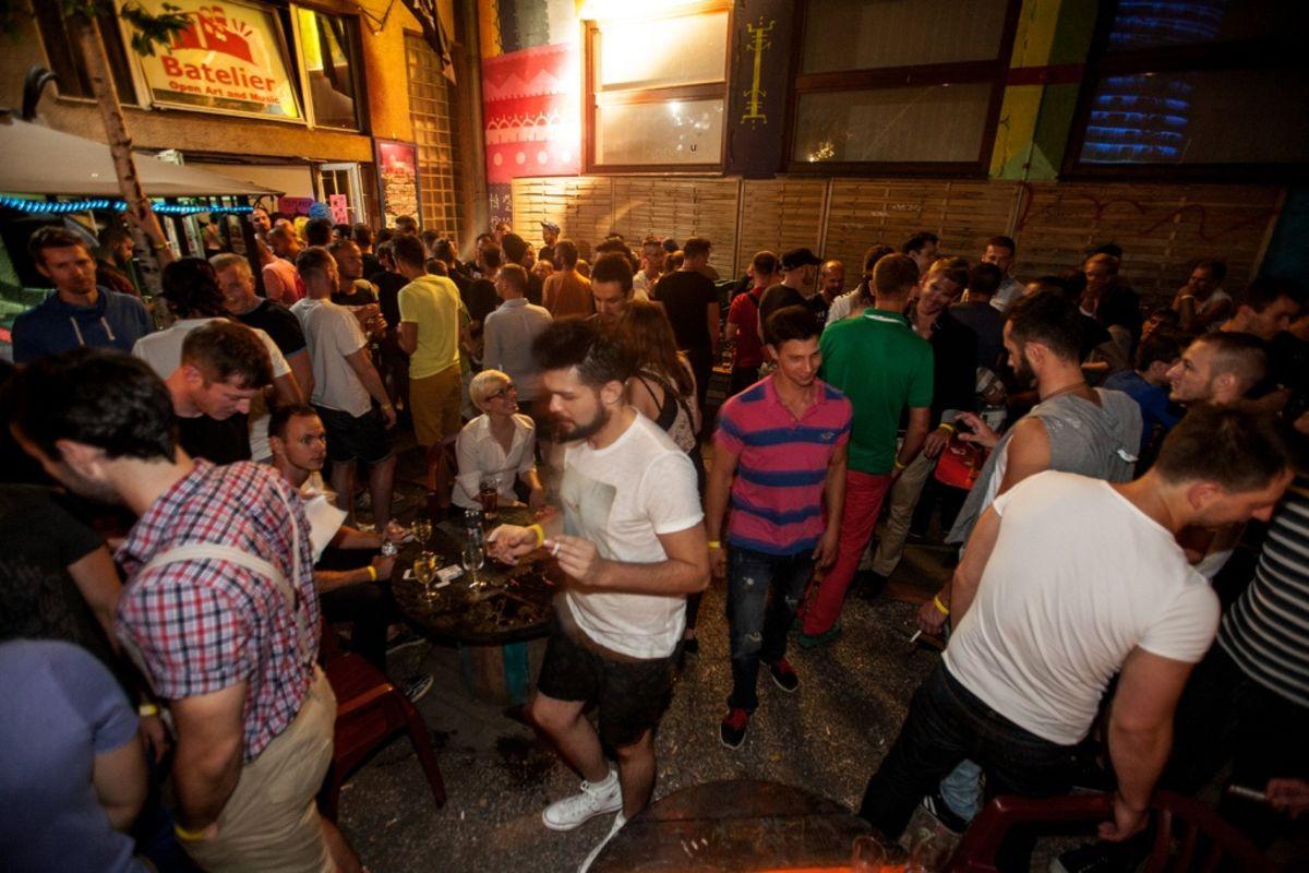 Gay Sauna Bratislava